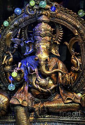 Ganesh Photograph - Jai Ganesh by Tim Gainey