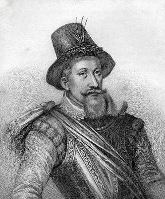 James I 1566-1625 King Of Scotland As Print by Vintage Design Pics