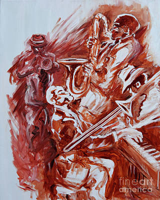 Jammin At The Joint Original by Toni  Thorne