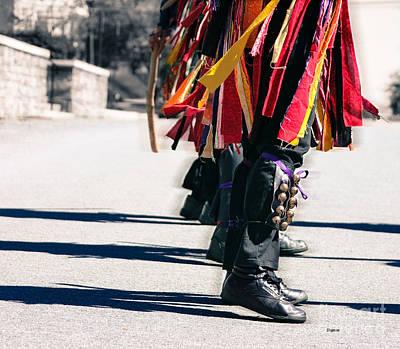 Dancers Photograph - Jangles  by Steven  Digman