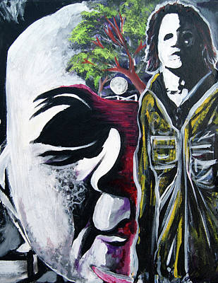 Jason P. Print by Ottoniel Lima