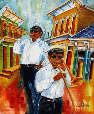 Jazz In The Treme Original by Diane Millsap