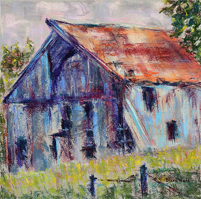 J.c.'s Barn Original by Diana Wade