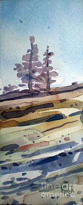 Jeffrey Pines Original by Donald Maier