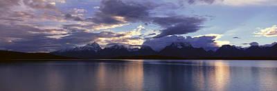 Grand View Of Nature Photograph - Jenny Lake, Grand Teton National Park by Panoramic Images