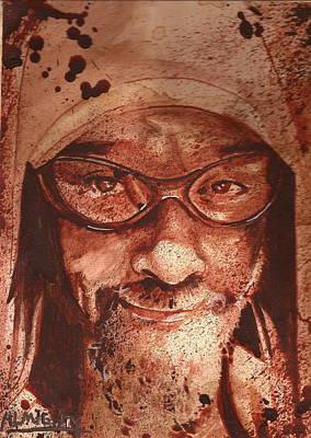 Jerm Snap - Portrait Print by Ryan Almighty