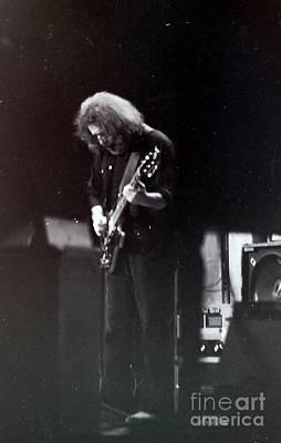Jerry Garcia Band Photograph - Jerry Garcia - The Grateful Dead by Susan Carella