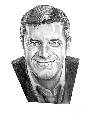 Jerry Lewis Print by Murphy Elliott