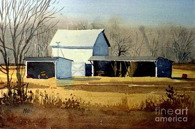 Jersey Farm Original by Donald Maier