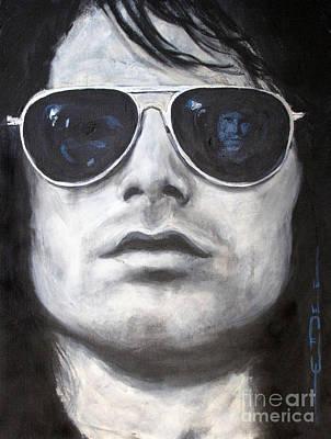 Jim Morrison IIi Print by Eric Dee