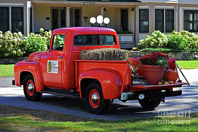 Photograph - Jnh 56 Ford by Patti Whitten
