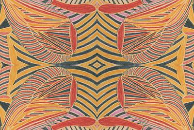 Ceramic Mixed Media - Job by Rahel TaklePeirce