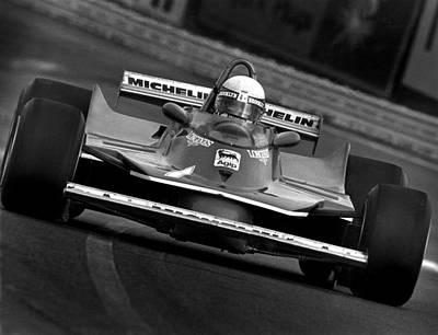 Jodys Ferrari Print by Mike Flynn