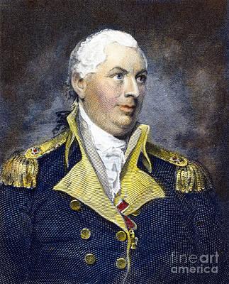 Lapel Photograph - John Barry (1745-1803) by Granger
