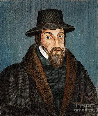 John Foxe (1516-1587) Print by Granger