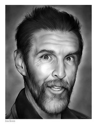John Glover Original by Greg Joens