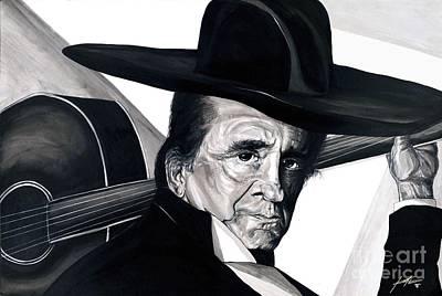 Johnny Cash Original by Keith  Thurman