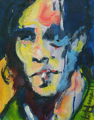 Johnny Original by Les Leffingwell