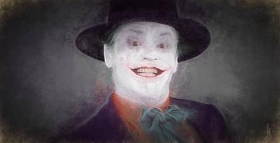Joker Jack Original by Joe Arsenian