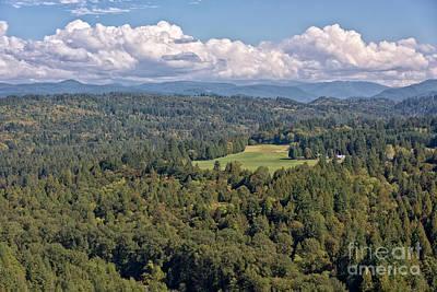 Jonsrud Viewpoint Sandy Oregon. Original by Gino Rigucci