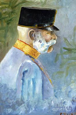 Joseph I Of Austria Print by Kaiser Franz-