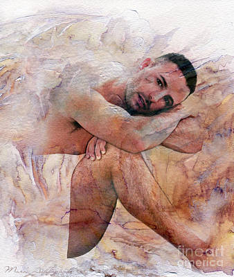 Exposed Painting - Joseph by Mark Ashkenazi