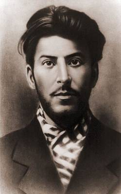 Joseph Stalin 1879-1953, In An Early Print by Everett