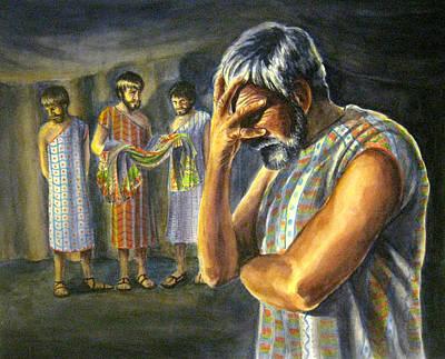 Joseph Your Son Is Dead Original by Jaymi Krystowiak