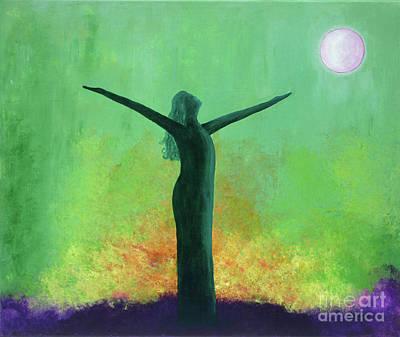Painting - Joy by Jade