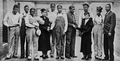 Discrimination Photograph - Juanita E. Jackson Of The Naacp by Everett