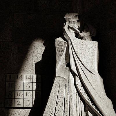 Barcelona Photograph - Judas Treason by Dave Bowman