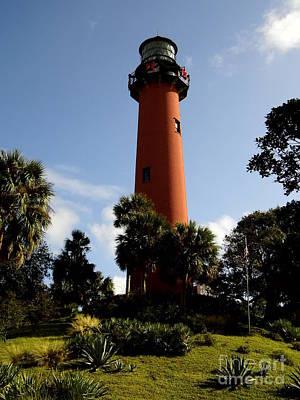 Photograph - Jupiter Lighthouse by D Hackett