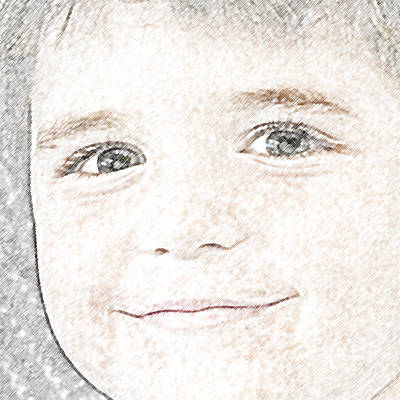 Justin Digital Art - Justin by James Granberry