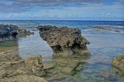 Ocean Photograph - Kaena Point  7868 by Michael Peychich