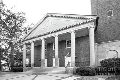 Liberal Photograph - Kalamazoo College Stetson Chapel by University Icons