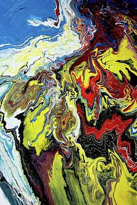 Must Art Painting - Kalidoscope by Christopher Davis