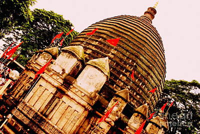 Shakti Photograph - Kamakhya Temple by Samiksa Art