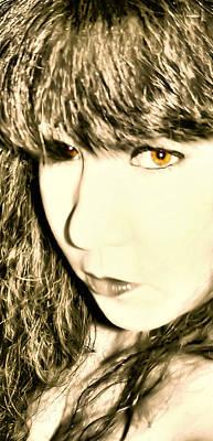 Self-portrait Photograph - Karen M Scovill by Karen M Scovill
