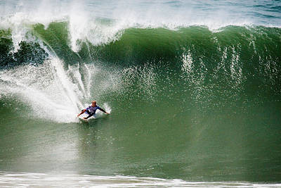 Kelly Slater Photograph - Kelly Slater by Waterdancer