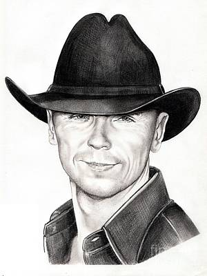 Kenny Chesney Original by Murphy Elliott