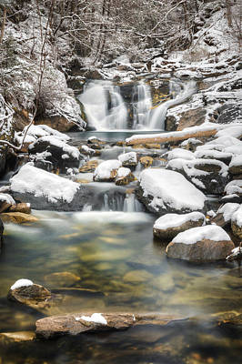 New England States Photograph - Kent Falls Cascade 2016 by Bill Wakeley