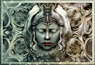 Kheimon - The Muse Of Winter Original by Daniel Arrhakis