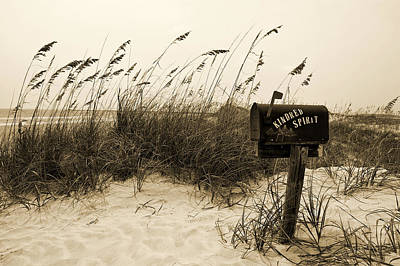 Mail Box Photograph - Kindred Spirit by William Haney