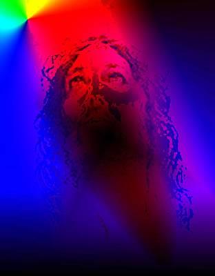 Abstractz Digital Art - King Of Kingz 1 by Piety Dsilva