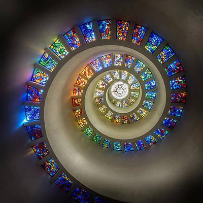Kingdom Of Light Print by Stephen Stookey