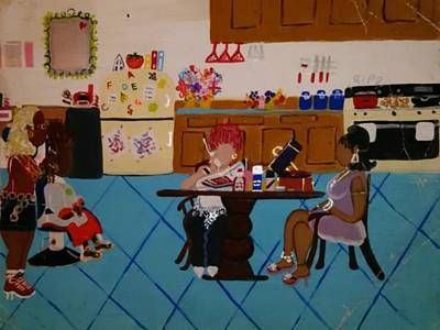 Kitchen Beautician Original by Autoya Vance-Liggins