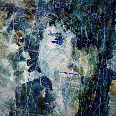 Bob Dylan Digital Art - Knocking On Heaven's Door by Paul Lovering