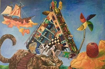 Kobe's Dream Print by Luca Maiorescu