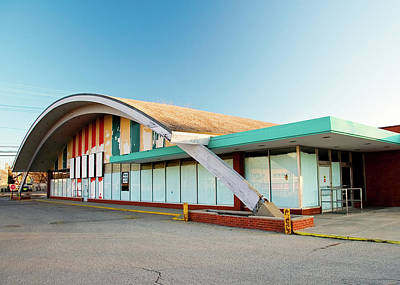 Grocery Store Photograph - Kohl's Food Emporium by Todd Klassy