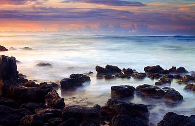 Koloa Sunrise Original by Mike  Dawson